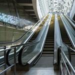 Fotók a 4-es metró majdnem kész kelenföldi állomásáról