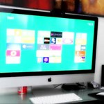 Windows 8 bemutató Macintoshon [videó]