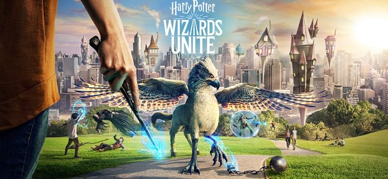 Már ön is letöltheti az új Harry Potter-játékot – olyasmi, mint a Pokémon Go