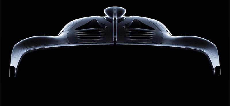 Olyan 2,2 millió euró lesz a Mercedes hiperautója