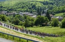 Lett bringás nyerte a Tour de Hongrie-t, két magyar állt a dobogón