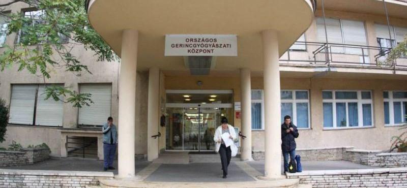 Hetek óta nem kap időpontot az Országos Gerincgyógyászati Központba egy nyugdíjas