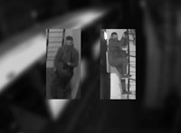 Felvette a kamera, ahogy bemásztak a remízbe összefújni két metrókocsit