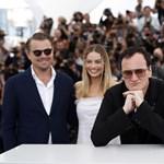 Tarantino örülhet: még a Kill Bill sem aratott akkorát az első héten, mint az új filmje