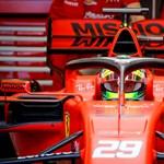 Újra Schumacher suhant egy F1-es Ferrarival – videó