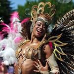 Dögös karnevál a ködös Albionban - Nagyítás-fotógaléria