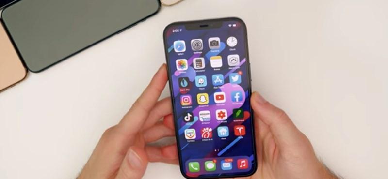 Ha iPhone-ja van, itt megnézheti, melyik app gyűjti önről a legtöbb adatot