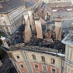 Andrássy úti tűz: 200 millió lesz az életveszély elhárítása, az önkormányzat fizeti