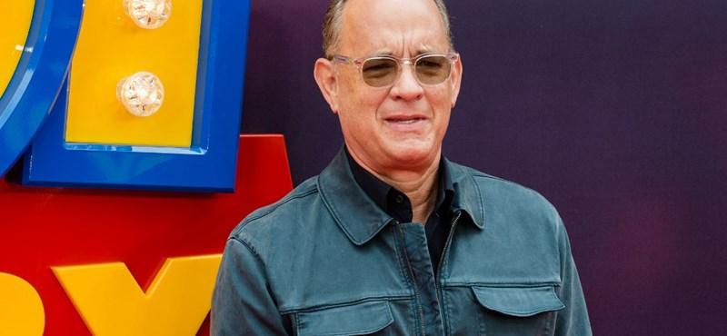 Tom Hanks életműdíjat kap a Golden Globe-gálán