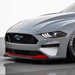 1400 lóerős elektromos gyorsulási autó lett a Ford Mustangból