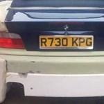 Az ízléstelenség csúcsa, avagy hogyan rondítható el egy BMW M3