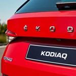 Autópályán videózták le az új Skoda Kodiaqot