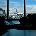 Leállt a forgalom a New York-i LaGuardia reptéren