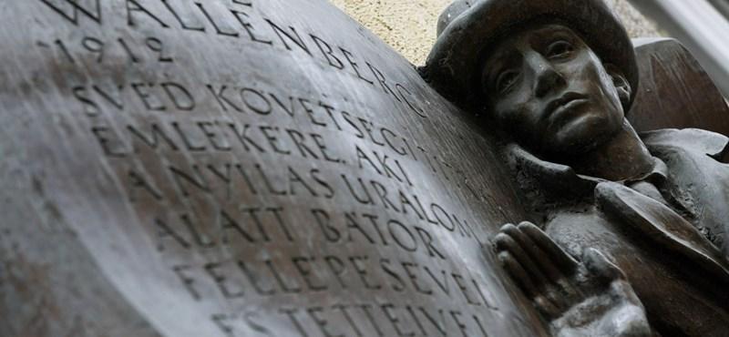 Az oroszok nem adják ki a családnak a Wallenberg-aktát