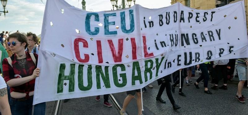 Két hetet adott a kormánynak CEU-ügyben az Európai Bizottság