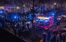 Fegyveres támadás volt egy berlini török zenei rendezvény helyszínénél