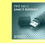 Kingston DT6000, a biztonság kódja