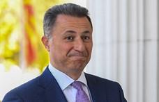 Gruevszki átgyalogolhatott Macedóniából Albániába