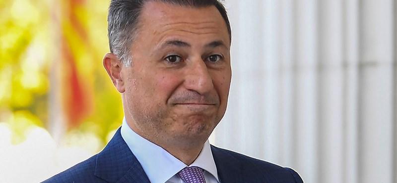 Vucic: Gruevszki Röszkénél lépett be Magyarországra