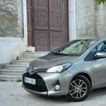 Toyota Yaris teszt: nem csak egy kuponos ránckezelést kapott