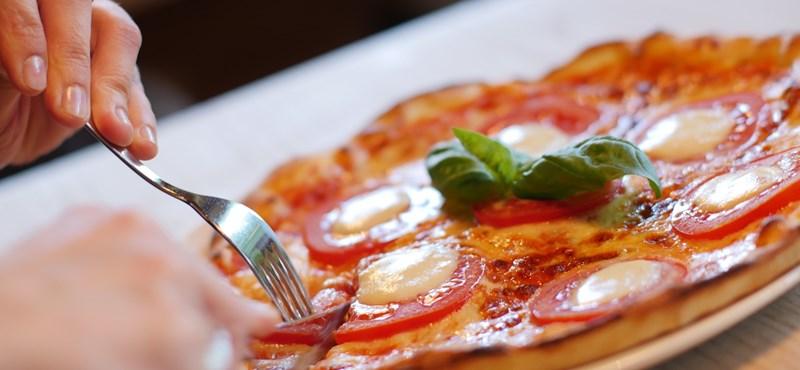 Naponta 18 tonna mélyhűtött pizzát vásárolnak a magyarok
