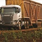 42 kerék és közel 100 tonna - Brazíliában ilyen egy rendes kamion