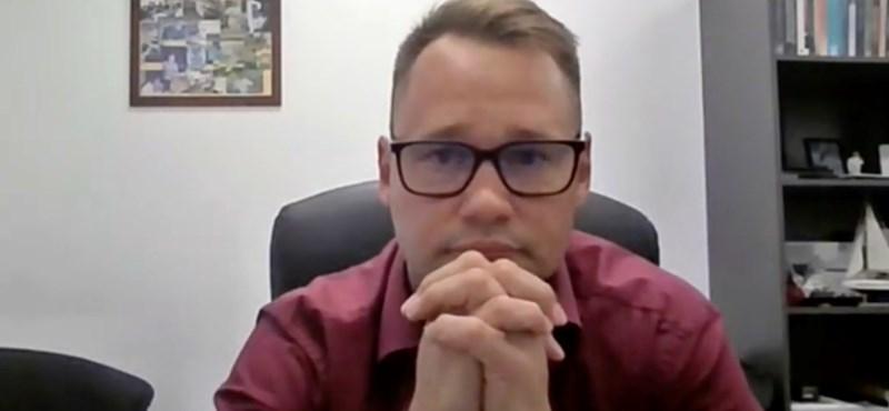 Jakab Ferenc szerint semmi értelme az iskolai lázmérésnek