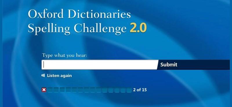 Kétperces teszt: mennyire értesz angolul?