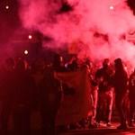 Foglalt házak kiürítése miatt törtek ki zavargások Lipcsében