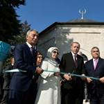 Orbán török oligarchája még jobban beveszi Gül baba türbéjét