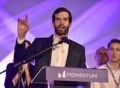 Fekete-Győr András a Momentum miniszterelnök-jelöltje