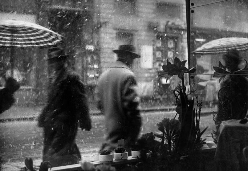 Így látta Budapestet a fotográfus, akinek az egész világ a műterme volt