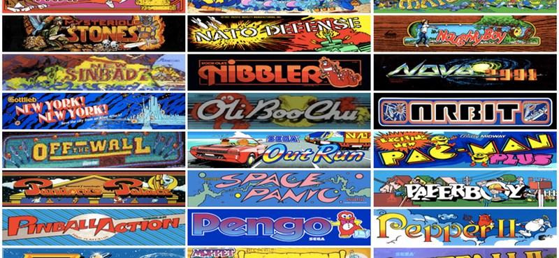 Itt ingyen, böngészőjében játszhat több mint 2400 klasszikus játékkal