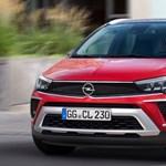 Magyarországra érkezett az új Opel Crossland