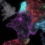 Twitter világtérkép