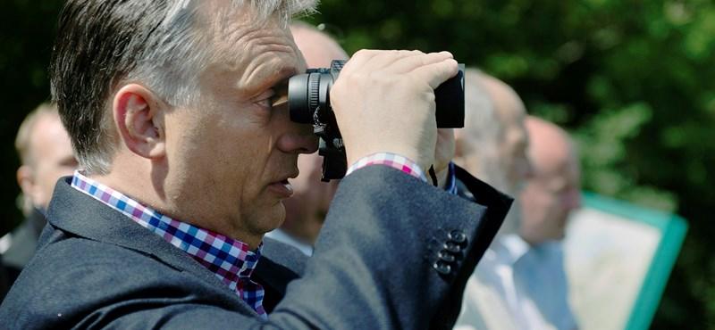 És akkor Orbán Viktor felfedezte a benne élő Greta Thunberget