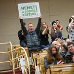 Orbán nagyon meglepte a tüntető egyetemistákat