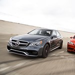 Fej-fej mellett a BMW M-részleg és a Mercedes AMG