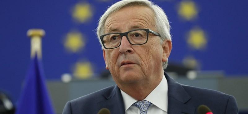 Juncker a magyaroknak is üzent évértékelő beszédében