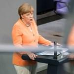 Merkel: Nincs miről tárgyalni