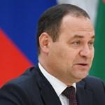"""A belarusz kormányfőnek beadták az orosz vakcinát, """"kiválóan"""" érzi magát"""