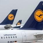 Nincs megállapodás, tovább görög a Lufthansa-sztrájk