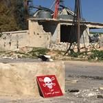 Vegyi támadás: negyvenen fulladhattak meg klórgáz miatt