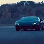 Pont azt csinálja a legolcsóbb Lamborghini, amit vártunk tőle – videó
