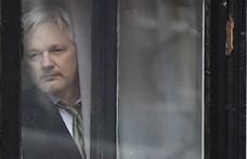 Leállították a Julian Assange elleni nyomozást Svédországban