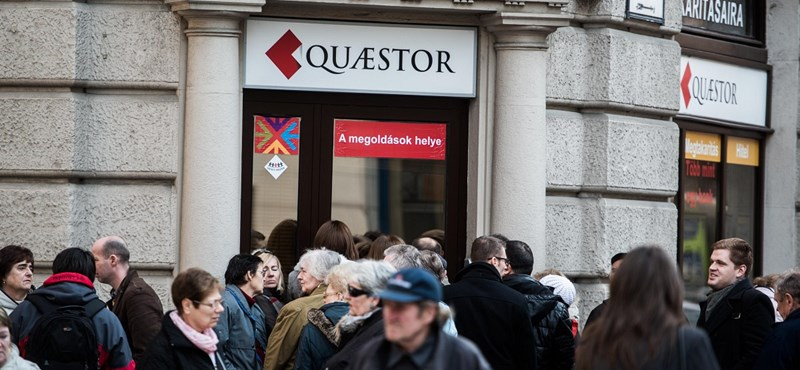 A fiktív Quaestor-kötvények tulajdonosai járhatnak a legjobban?