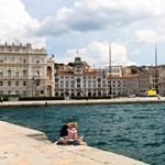 Magyarországnak tengeri kikötője lett az olaszországi Triesztben