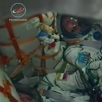 Így utazik három űrhajós az ISS-re