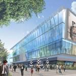 Szerdán nyit a budai Allee bevásárlóközpont