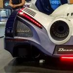 Beárazták az 5000 lóerős dubaji sportkocsit, lehet készíteni a bankszámlákat